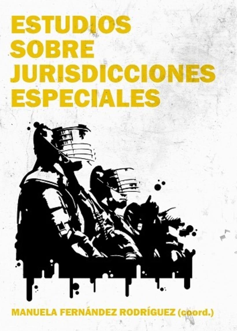 Diseño de cubierta: manual de Historia y Derecho -1