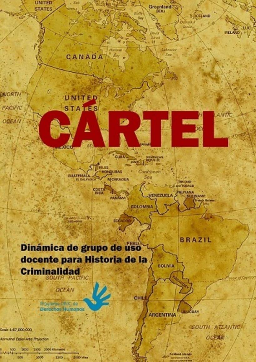 Diseño de cubierta: Manual Cártel -1