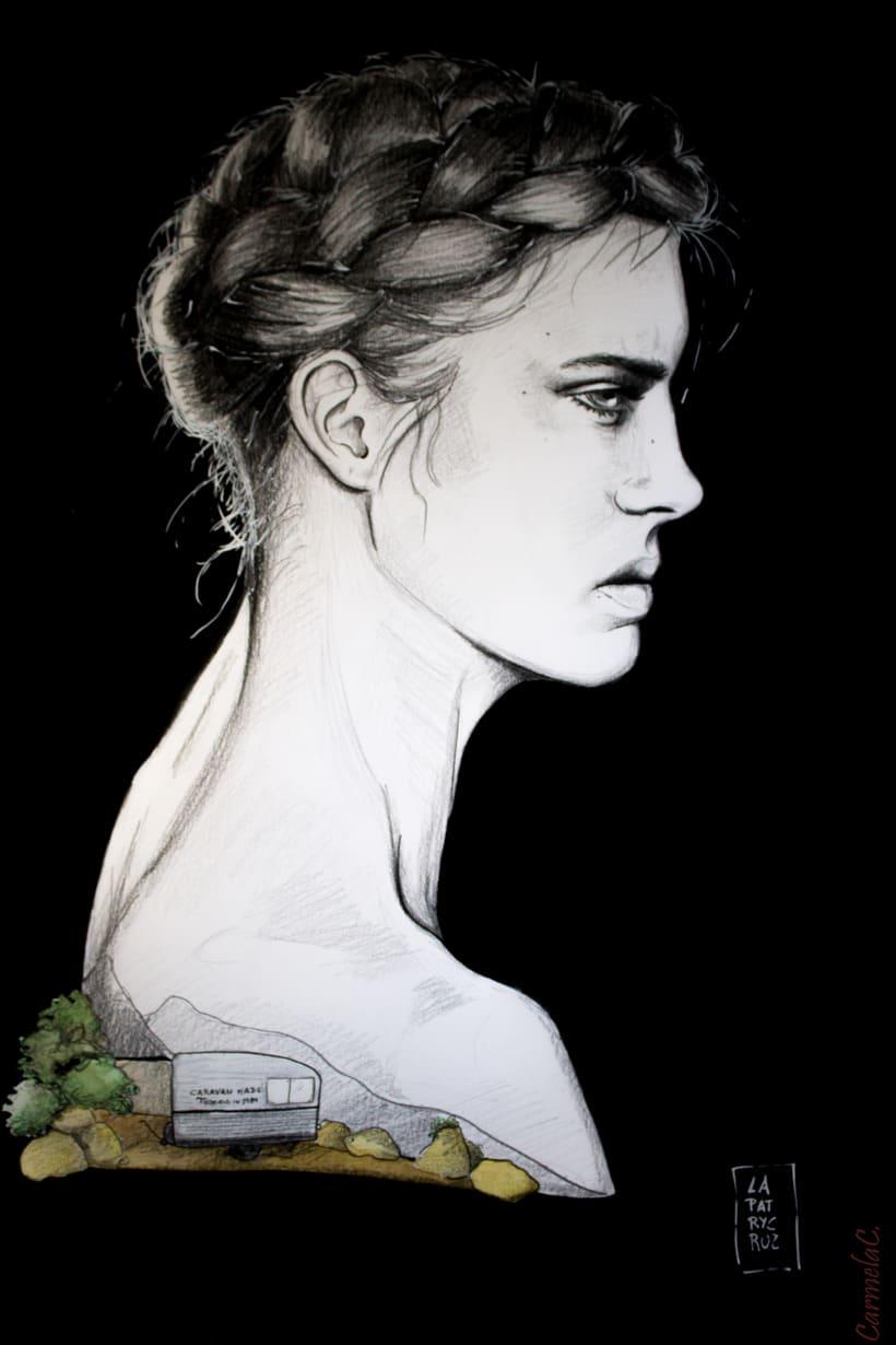 Iustración: Serie Dark 2
