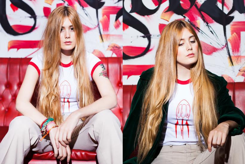 "LOOKBOOK ""Ginger Cat & Second Hand (Delia Records Store)"" 2"