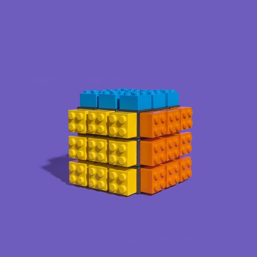 Minimal LEGO 3