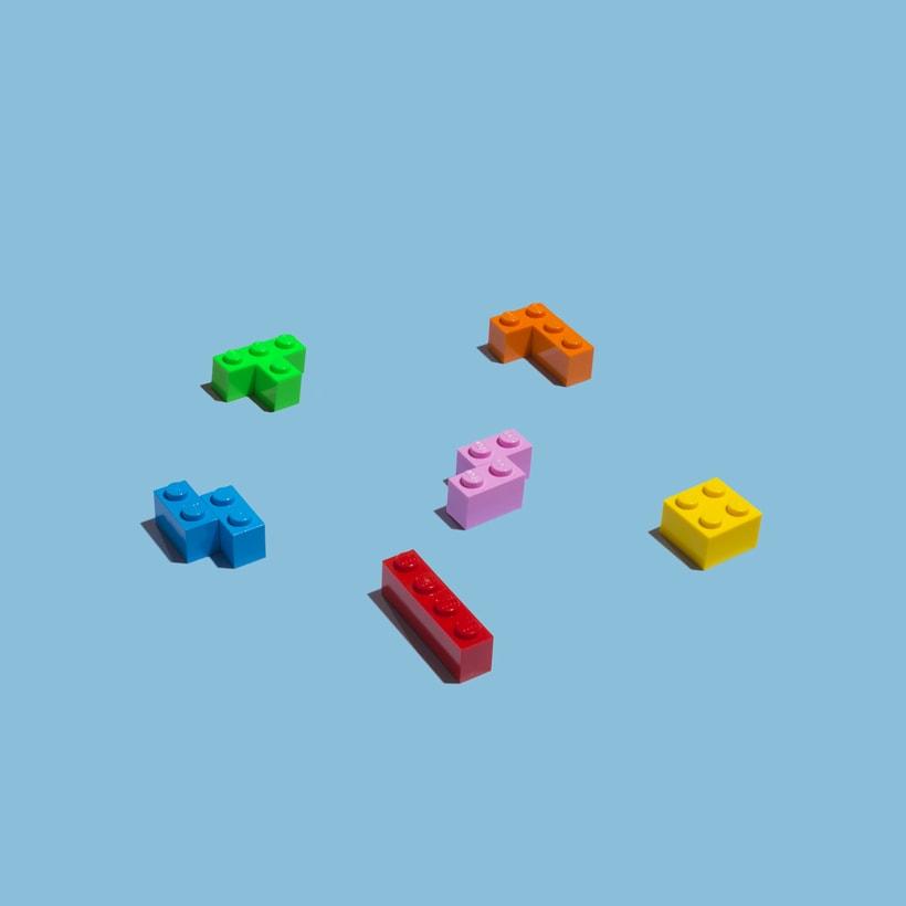 Minimal LEGO 5