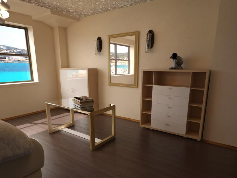PROYECTO INTERIORISMO HOTEL IBIZA 0