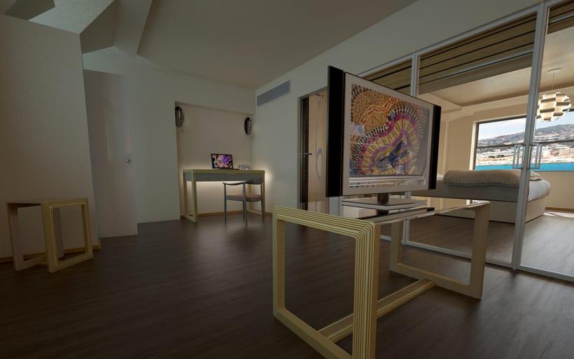 PROYECTO INTERIORISMO HOTEL IBIZA 2