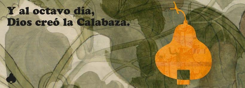 """Imagen de Marca """"La Casa de las Calabazas"""" / Los Cabos, BCS, México 2"""
