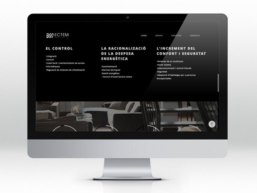 ECTEM. Web en fase beta 4