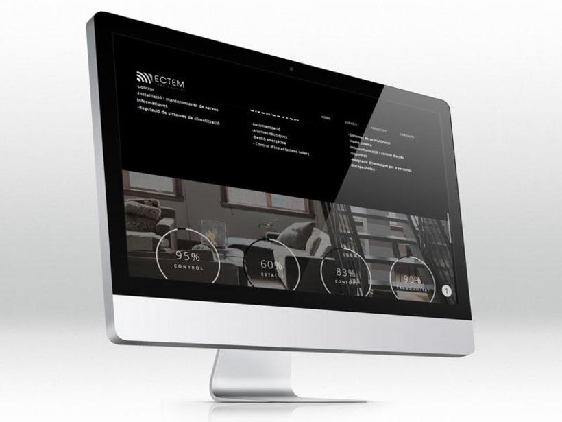 ECTEM. Web en fase beta 5