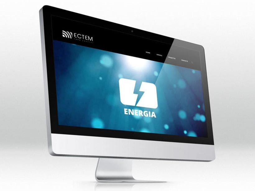 ECTEM. Web en fase beta 8