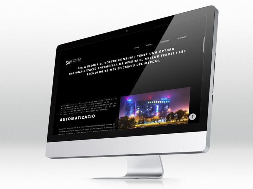 ECTEM. Web en fase beta 10