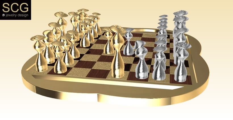A different chess 0