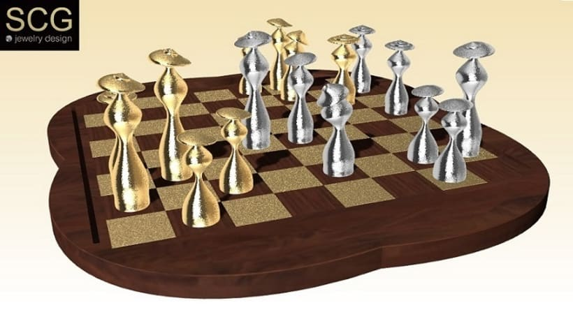 A different chess 1