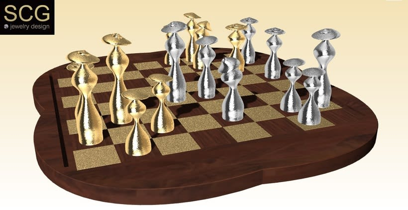 A different chess 2