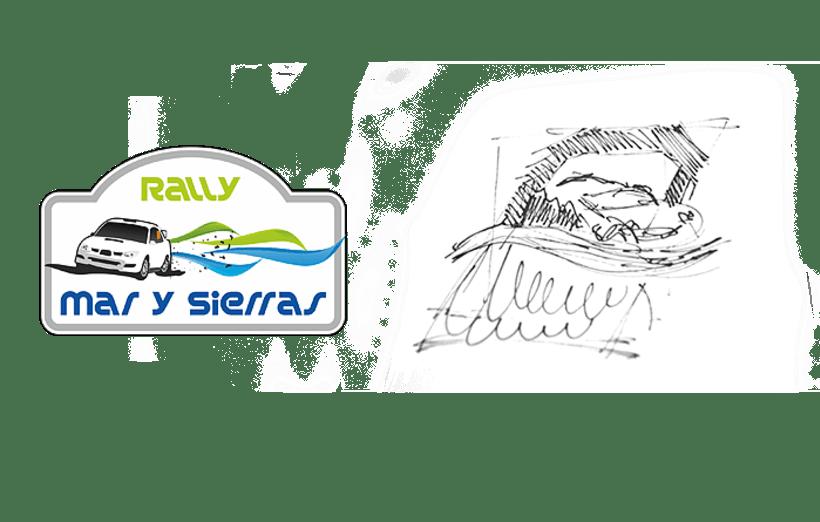 Rally Mar y Sierras, Branding  -1