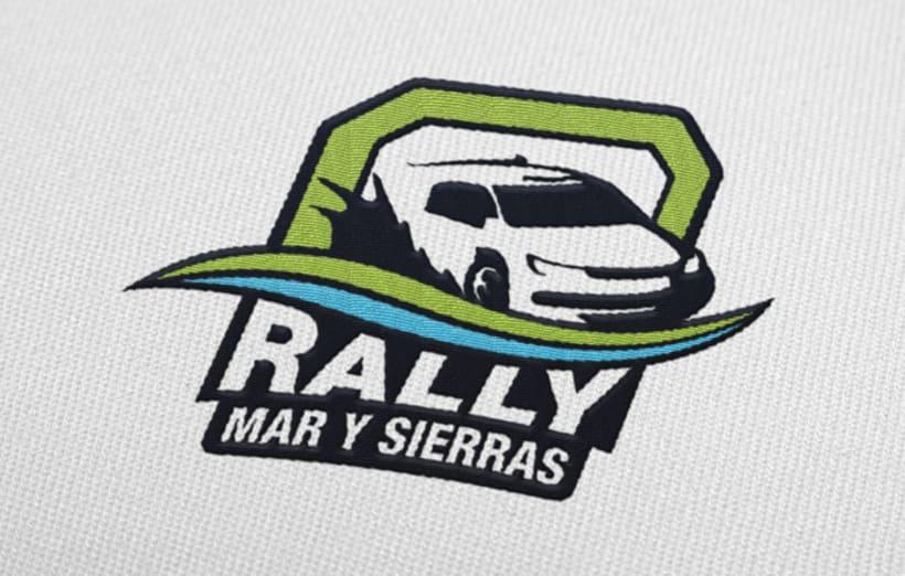 Rally Mar y Sierras, Branding  0