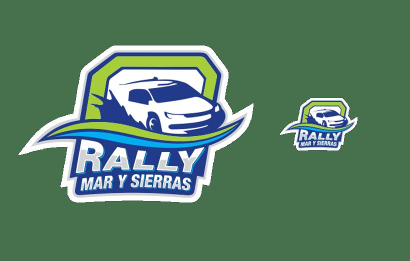 Rally Mar y Sierras, Branding  3
