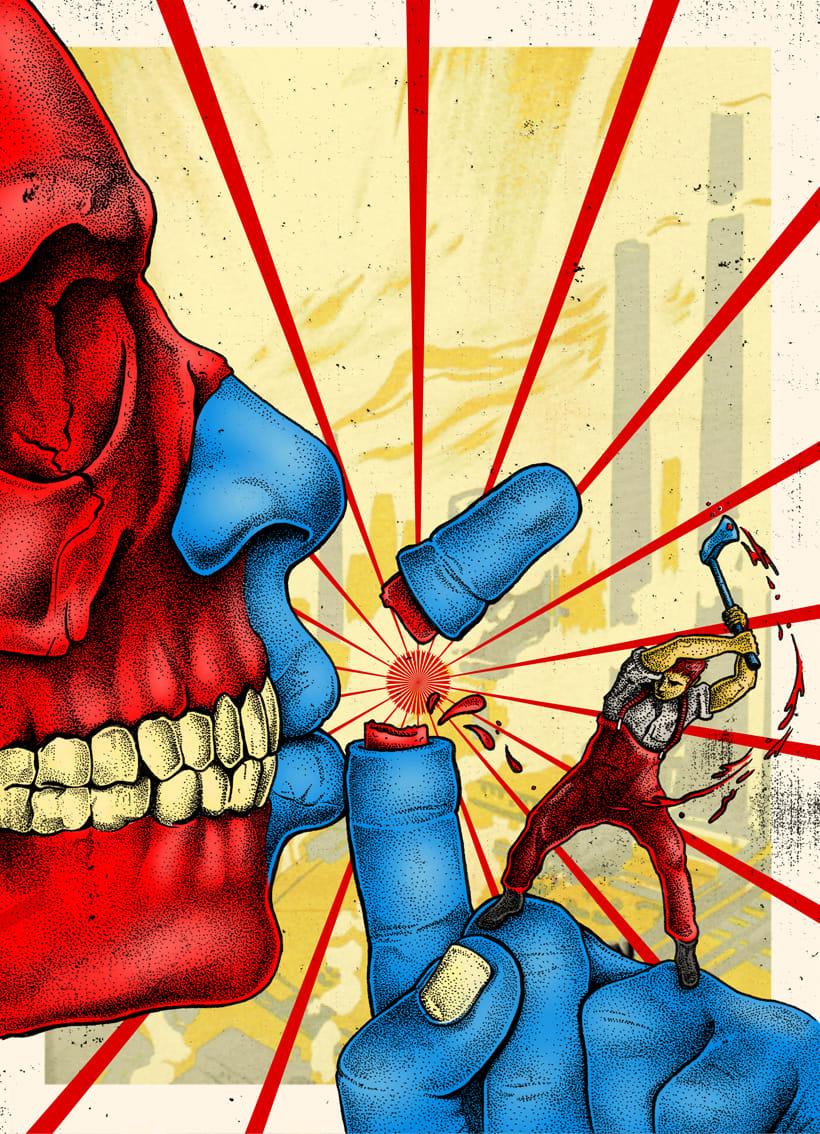 Fanzine SILENCIO TÓXICO. 8 intoxicación. 1