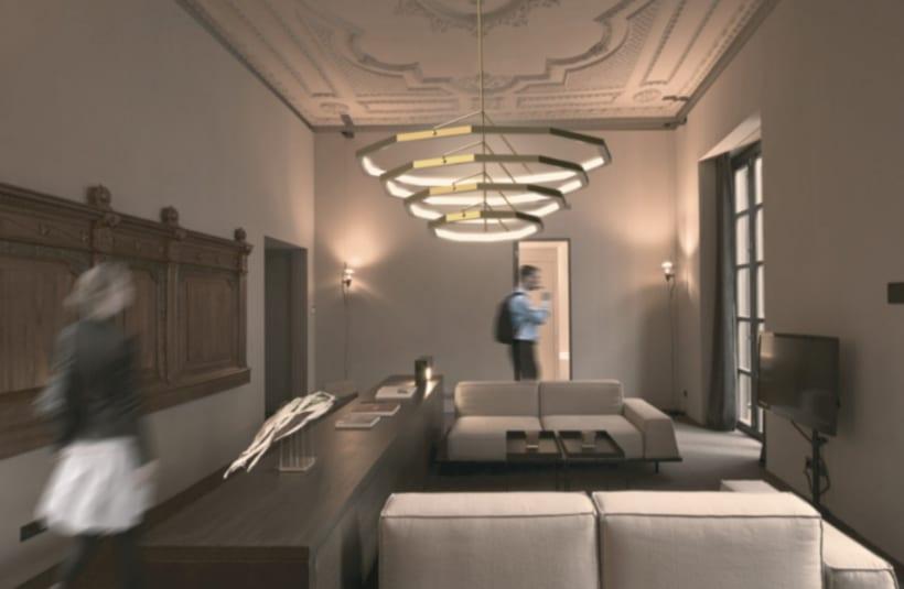 Tale & Gest, , lámpara artesanal con estilo actual 3