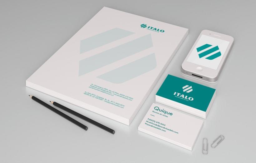 Italo, Branding e identidad 4