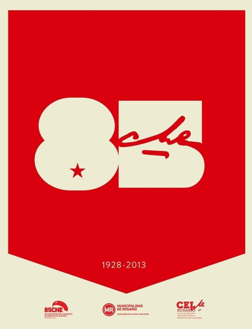 """85 Aniversario del Nacimiento de Ernesto """"Che"""" Guevara. 0"""