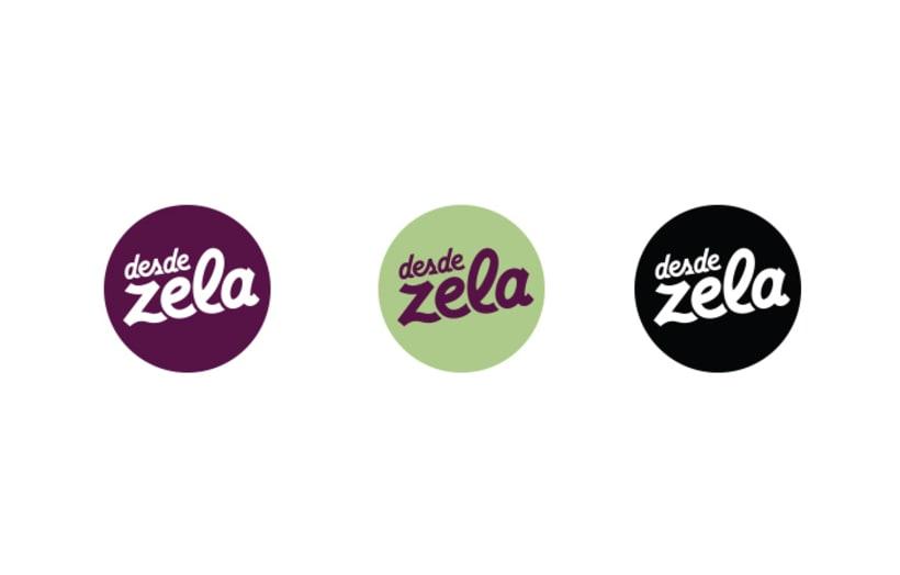 Desde Zela, Branding e identidad 0