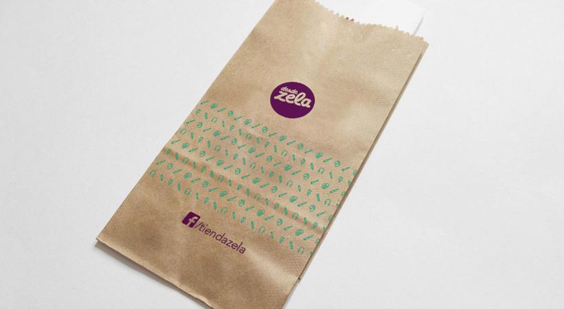 Desde Zela, Branding e identidad 3