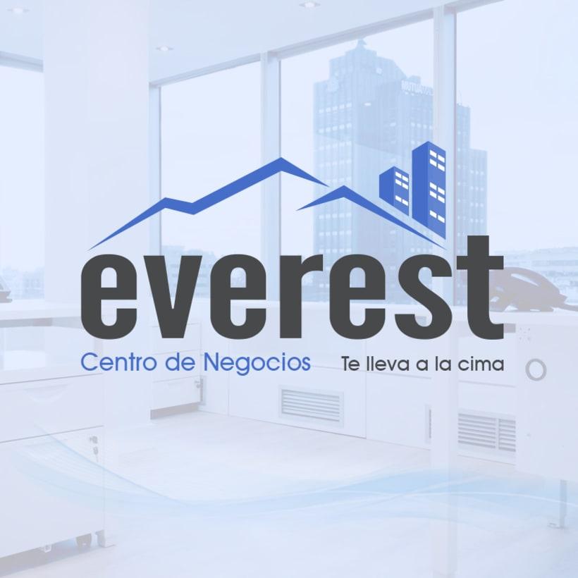 Logotipo Everest -1