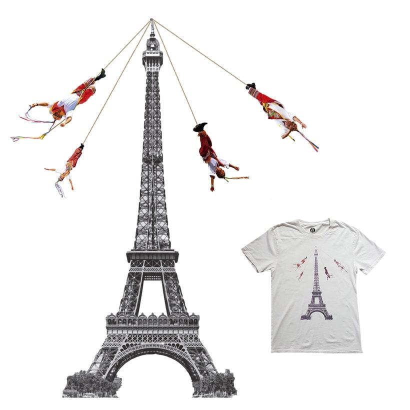 Papantla en París 1
