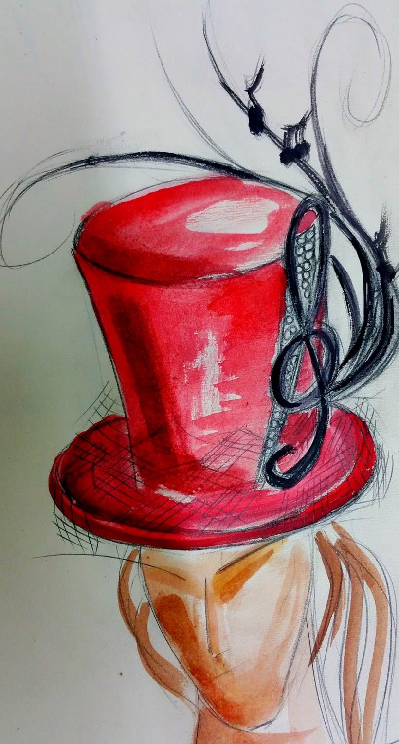 Un sombrero para  Merche 0