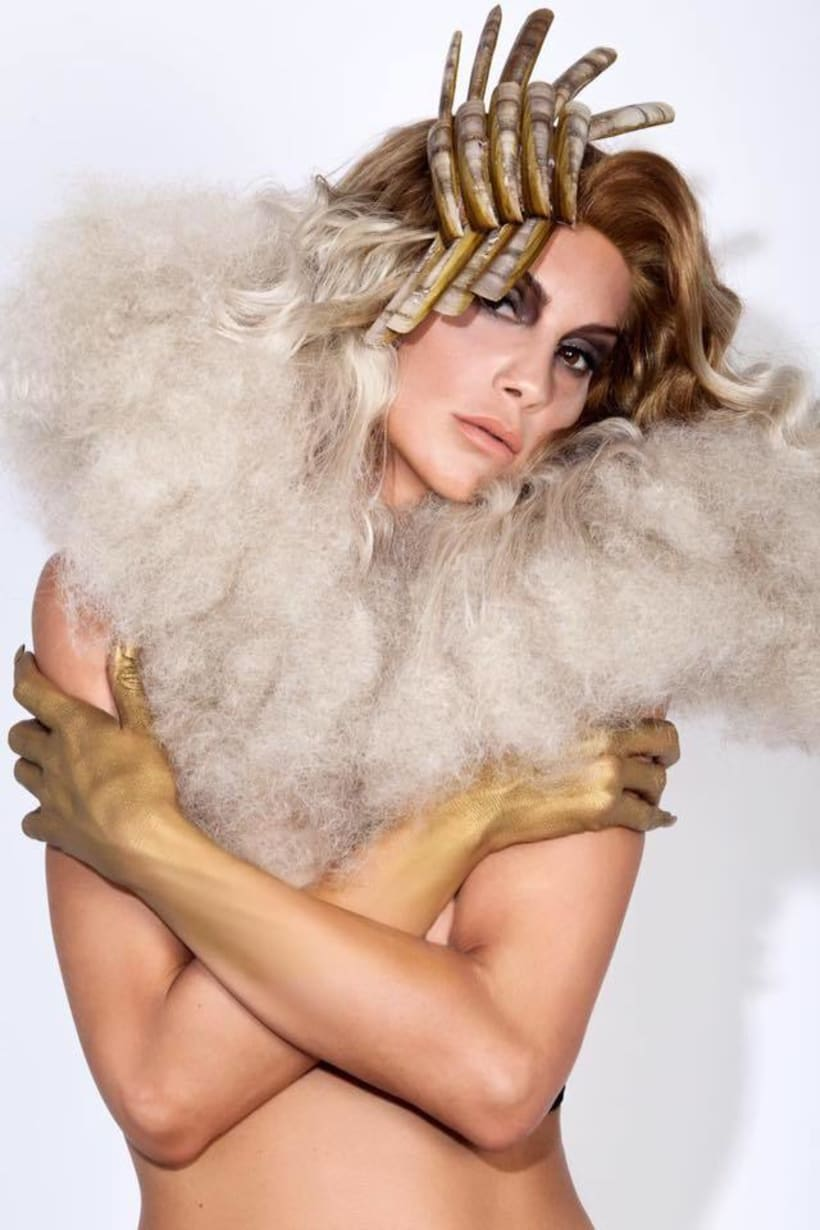 """Concurso de peluqueria """" Figaro 2015"""" 0"""