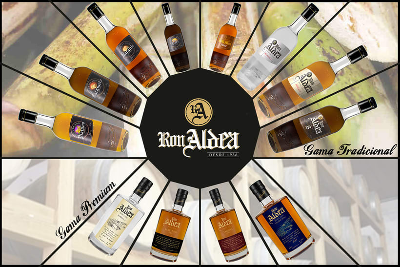 Postales Ron Aldea 4