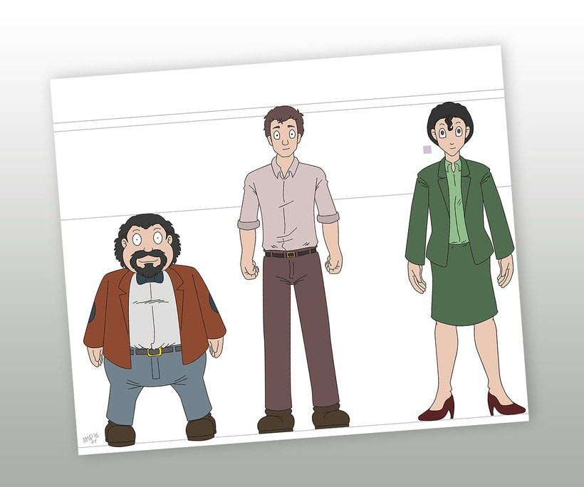 corto de animación 0
