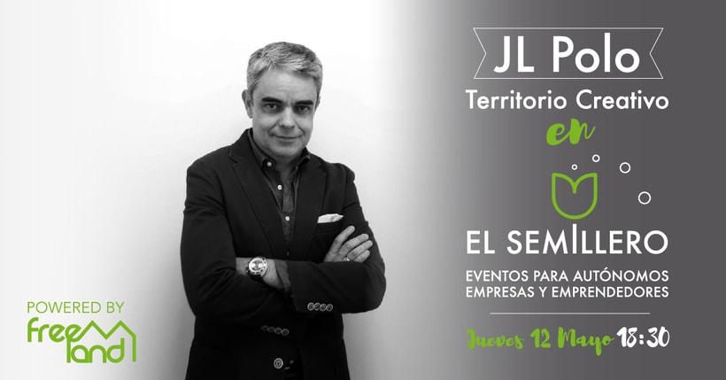 Juan Luis Polo de Territorio Creativo viene a Freeland 1