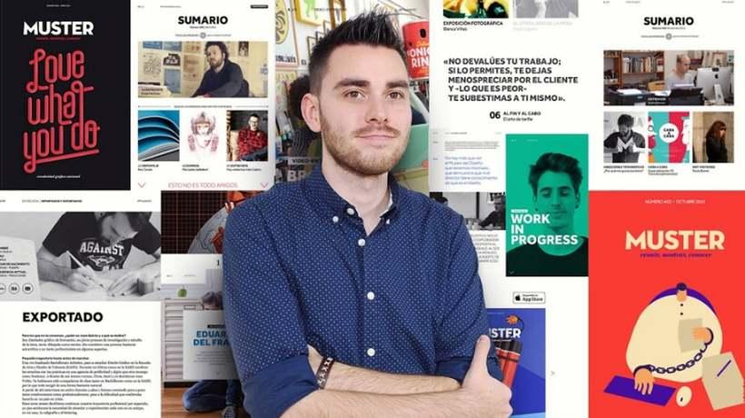 """CONCURSO: Gana un curso """"Diseño de una publicación interactiva con InDesign y Bütton"""" 0"""