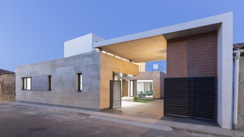 Casa celi domestika - Arquitectos en salamanca ...