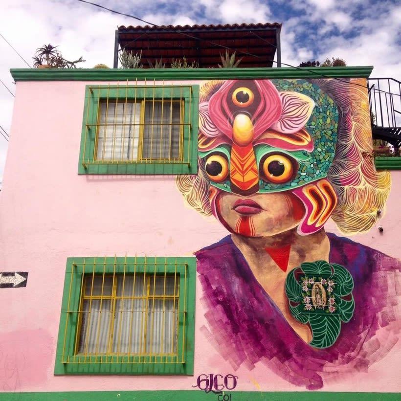 GleoArt, la promesa del arte urbano latinoamericano  1