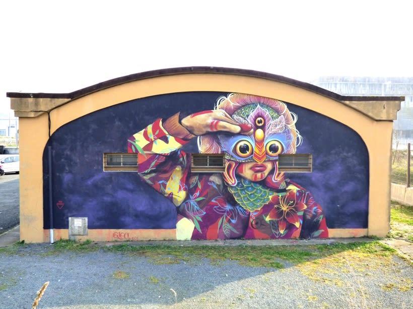 GleoArt, la promesa del arte urbano latinoamericano  4