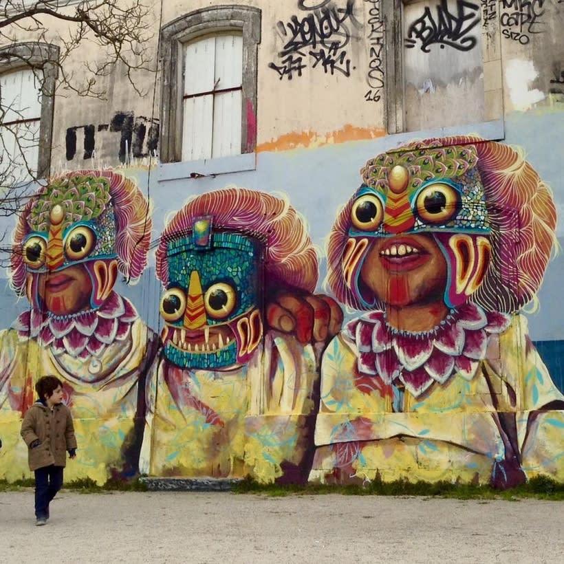 GleoArt, la promesa del arte urbano latinoamericano  7