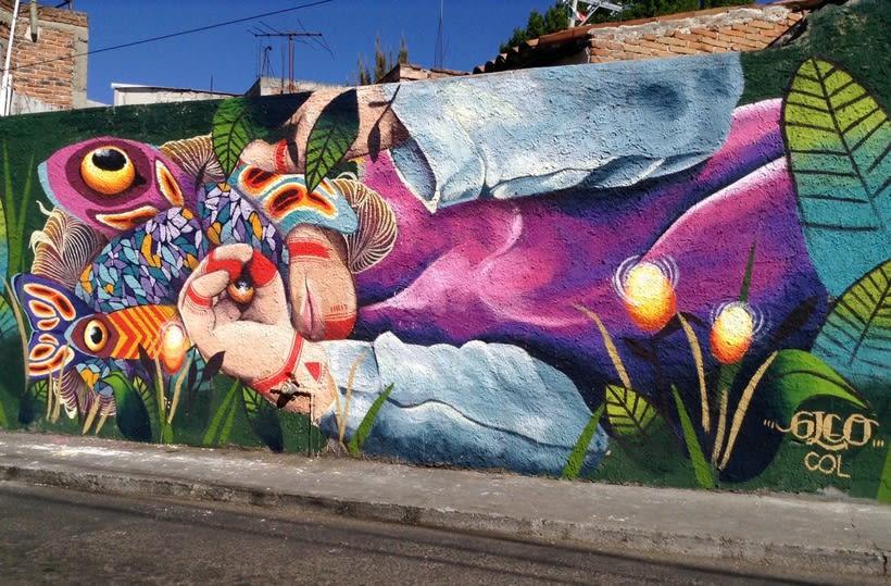 GleoArt, la promesa del arte urbano latinoamericano  8