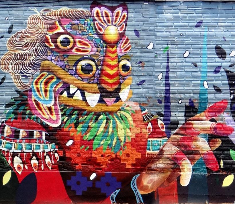 GleoArt, la promesa del arte urbano latinoamericano  9
