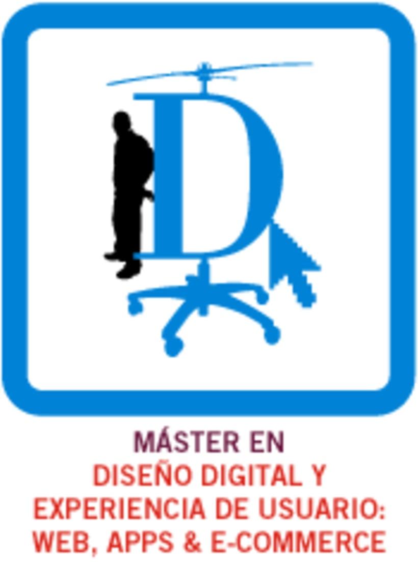 Nuevo Máster en Diseño Digital y Experiencia de Usuario:Web, Apps & E-commerce 1