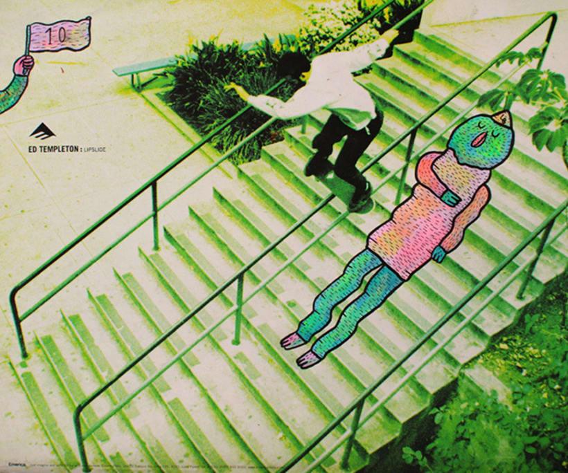 Lucas Beaufort, arte en el skateboarding 5
