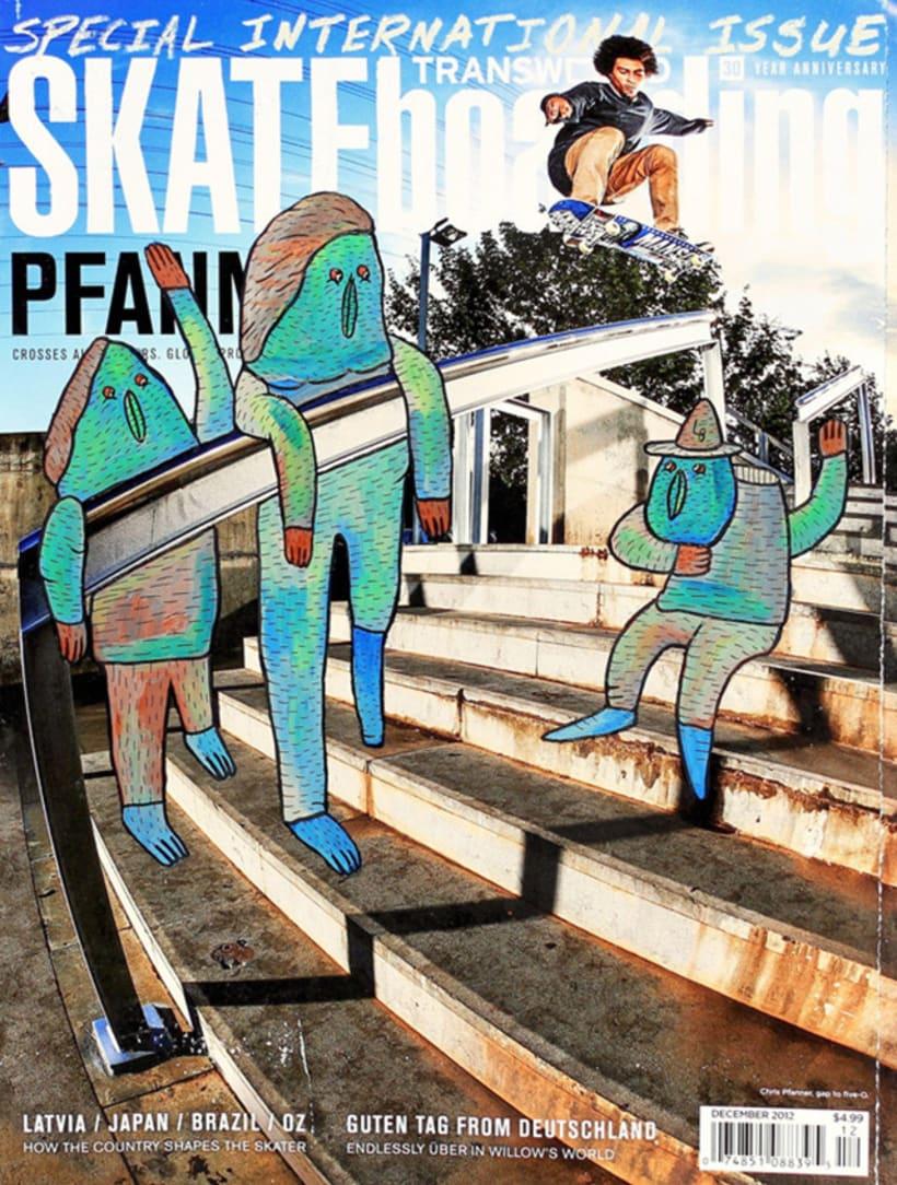 Lucas Beaufort, arte en el skateboarding 7