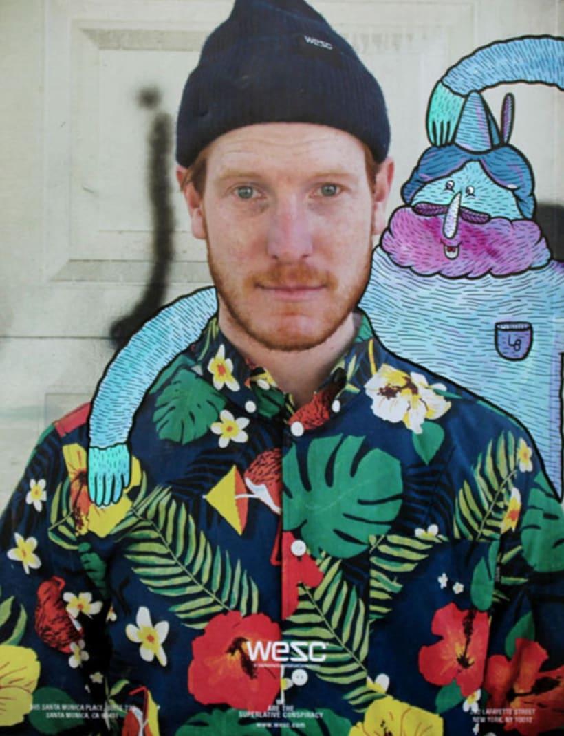 Lucas Beaufort, arte en el skateboarding 8