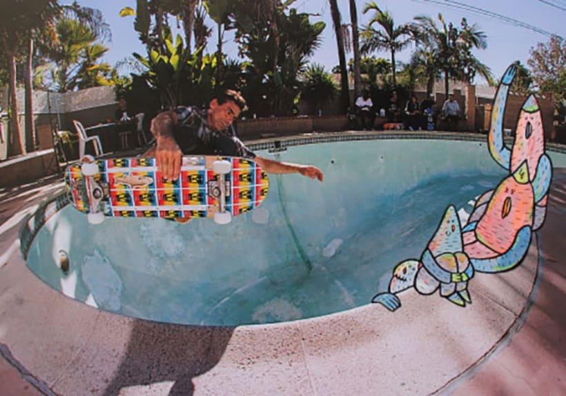 Lucas Beaufort, arte en el skateboarding 11