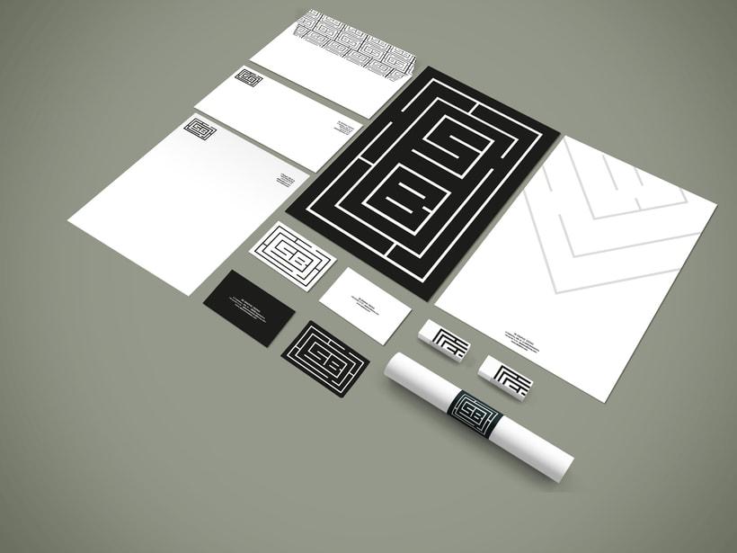 Monograma SB Graphic Design 1