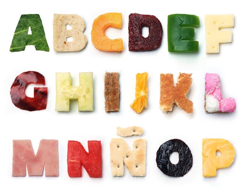 Tipografía para gente con hambre 1