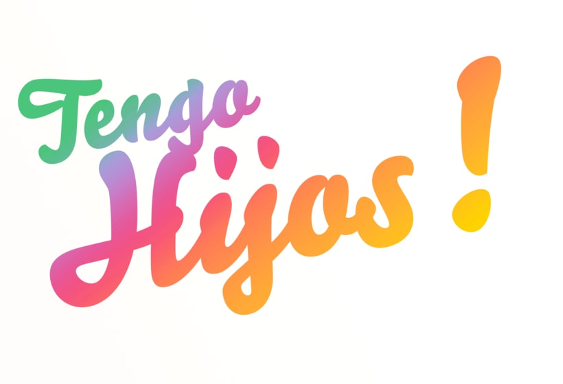 Tengo Hijos!, Identity for a parents in distress publications company 0