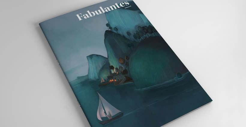 Fabulantes Magazine 0