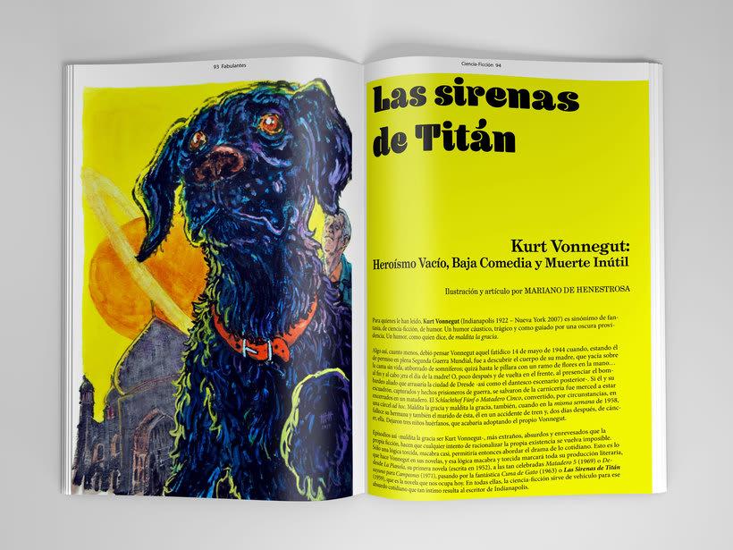 Fabulantes Magazine 6