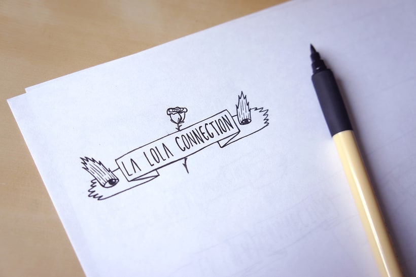 Identidad La Lola Connection 4